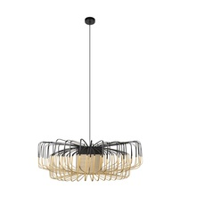 Bamboo up and down xxl arik levy suspension pendant light  forestier 21159  design signed 59378 thumb