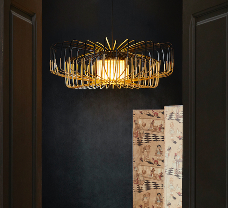 Bamboo up and down xxl arik levy suspension pendant light  forestier 21159  design signed 70106 product