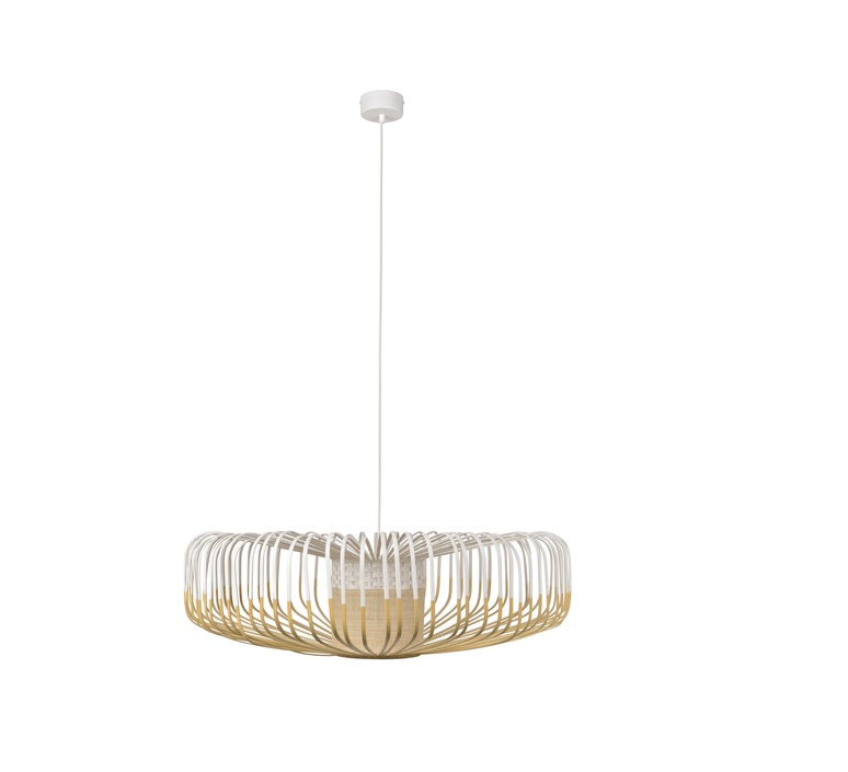 Bamboo up xxl arik levy suspension pendant light  forestier 21156  design signed 59376 product