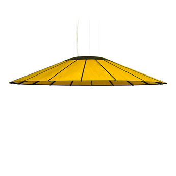 Suspension banga sg jaune led o120cm h20cm lzf normal