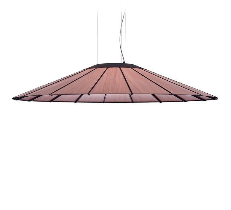 Banga sg yonoh estudio creativo suspension pendant light  lzf dark bnga sg led dim0 10v 32  design signed 38084 product