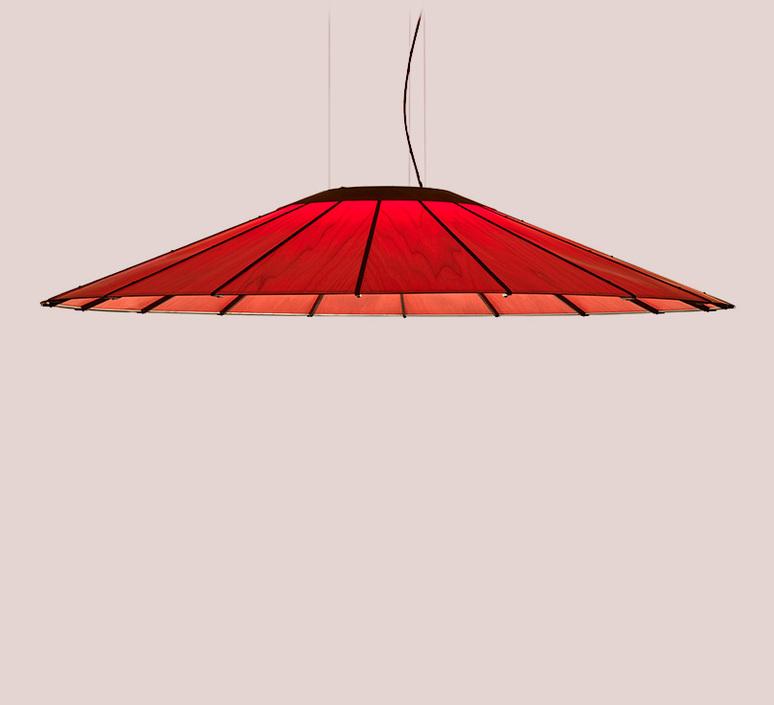 Banga sg yonoh estudio creativo suspension pendant light  lzf dark bnga sg led dim0 10v 26  design signed 126425 product