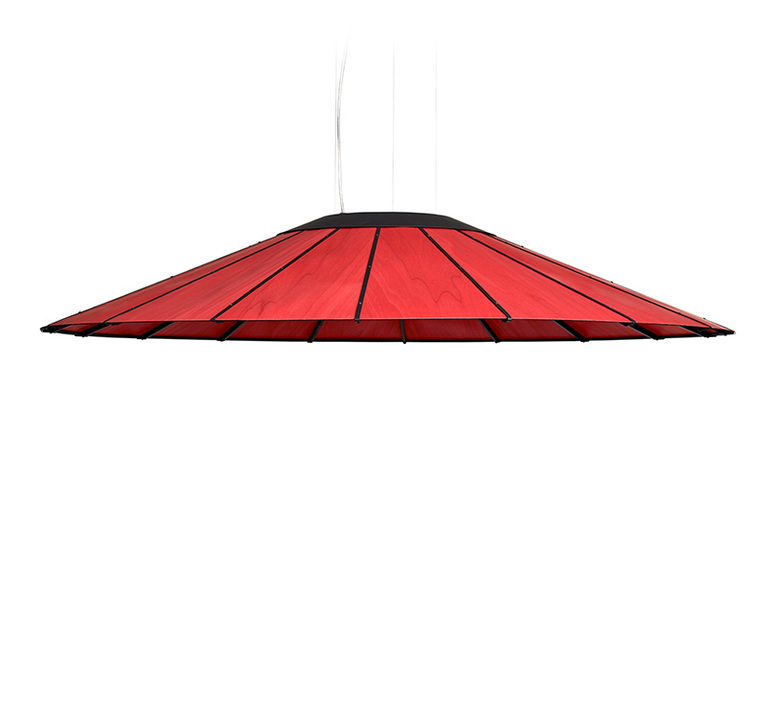 Banga sg yonoh estudio creativo suspension pendant light  lzf dark bnga sg led dim0 10v 26  design signed 38079 product