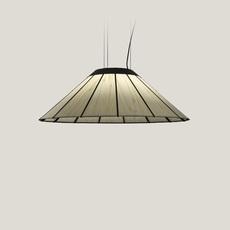Banga sm yonoh estudio creativo suspension pendant light  lzf dark bnga sm led dim0 10v 20  design signed 126423 thumb