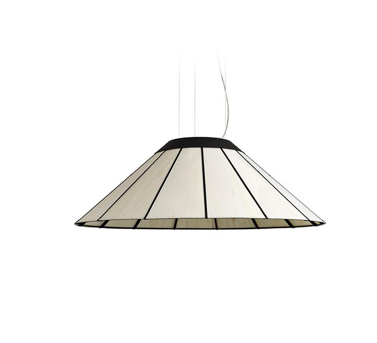 Banga sm yonoh estudio creativo suspension pendant light  lzf dark bnga sm led dim0 10v 20  design signed 38087 product