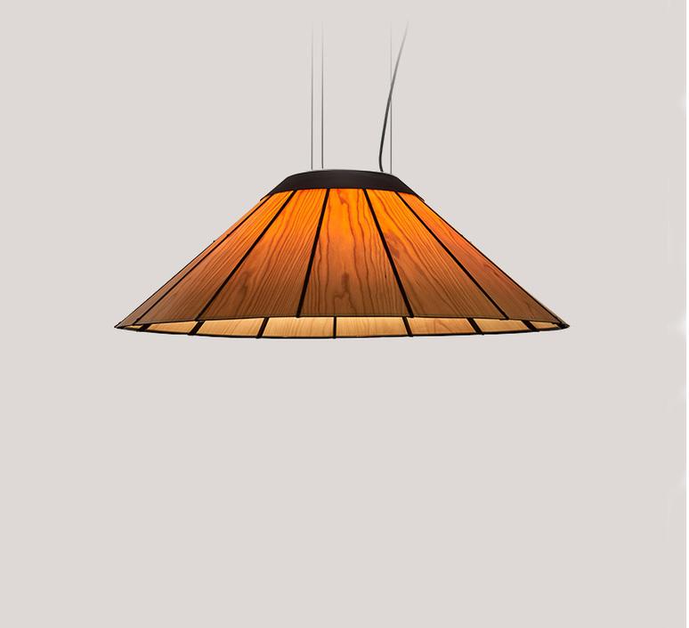 Banga sm yonoh estudio creativo suspension pendant light  lzf dark bnga sm led dim0 10v 21  design signed 126418 product