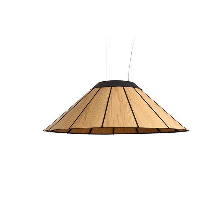 Banga sm yonoh estudio creativo suspension pendant light  lzf dark bnga sm led dim0 10v 21  design signed 38089 product