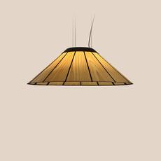 Banga sm yonoh estudio creativo suspension pendant light  lzf dark bnga sm led dim0 10v 22  design signed 126421 thumb