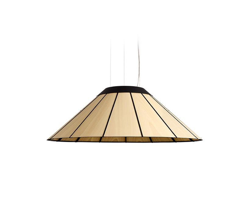 Banga sm yonoh estudio creativo suspension pendant light  lzf dark bnga sm led dim0 10v 22  design signed 38091 product