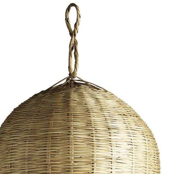 Basket l studio tine k home  suspension pendant light  tine k home basketlamp l na  design signed 55290 product