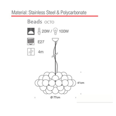 Beads octo winnie lui innermost pb039150 03 luminaire lighting design signed 12680 thumb