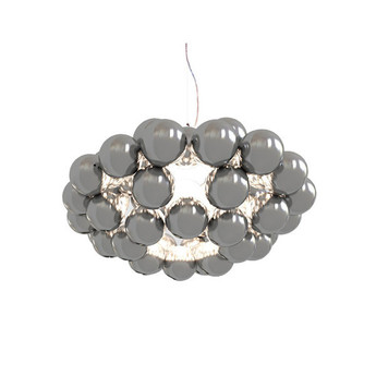 Suspension beads octo chrome o77cm innermost normal