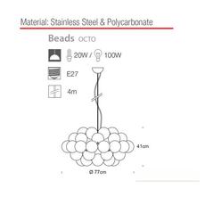 Beads octo winnie lui innermost pb039150 07 luminaire lighting design signed 12677 thumb