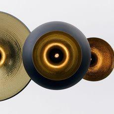 Beat black trio linear pendant system tom dixon suspension pendant light  tom dixon blps04 peum1  design signed 36766 thumb