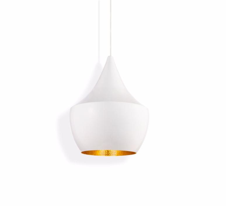 Beat fat tom dixon suspension pendant light  tom dixon bls02wh peum2   design signed 33888 product