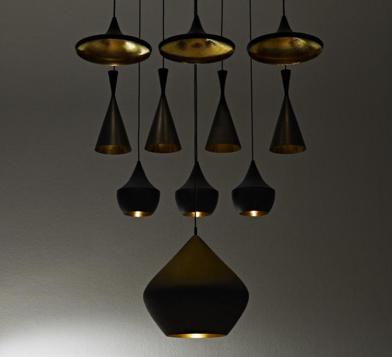 Beat tall tom dixon suspension pendant light  tom dixon bls03 peum2  design signed 33894 product