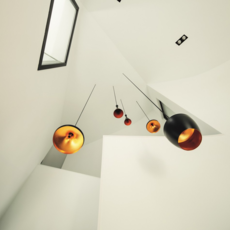 Beat fat tom dixon suspension pendant light  tom dixon bls02 peum2   design signed 33857 thumb