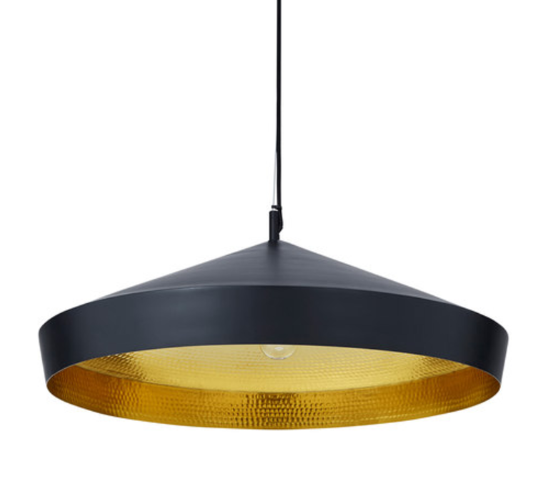 Beat flat tom dixon suspension pendant light  tom dixon bls06 peum1   design signed 33942 product