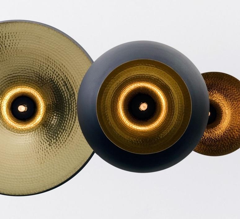Beat range round tom dixon suspension pendant light  tom dixon blps02 peum1  design signed nedgis 91422 product