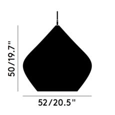 Beat stout tom dixon suspension pendant light  tom dixon bls04 peum2   design signed 33969 thumb
