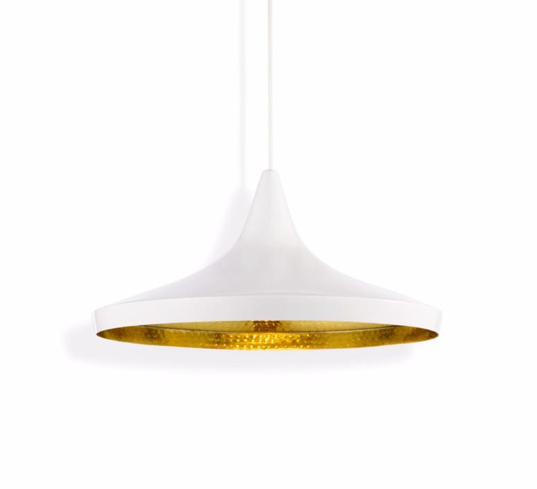 Beat wide tom dixon suspension pendant light  tom dixon bls01wh peum2   design signed 33931 product
