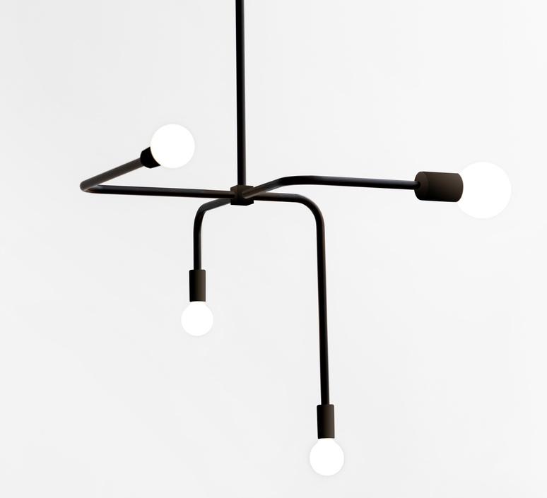 Beaubien 02 studio lambert fils suspension pendant light  lambert fils bea02bkgrb  design signed nedgis 114603 product