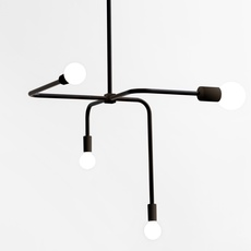 Beaubien 02 studio lambert fils suspension pendant light  lambert fils bea02bkgrb  design signed nedgis 114603 thumb