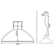 Beaumont 240 jean louis domecq suspension pendant light  jielde b240bnob  design signed nedgis 117527 thumb