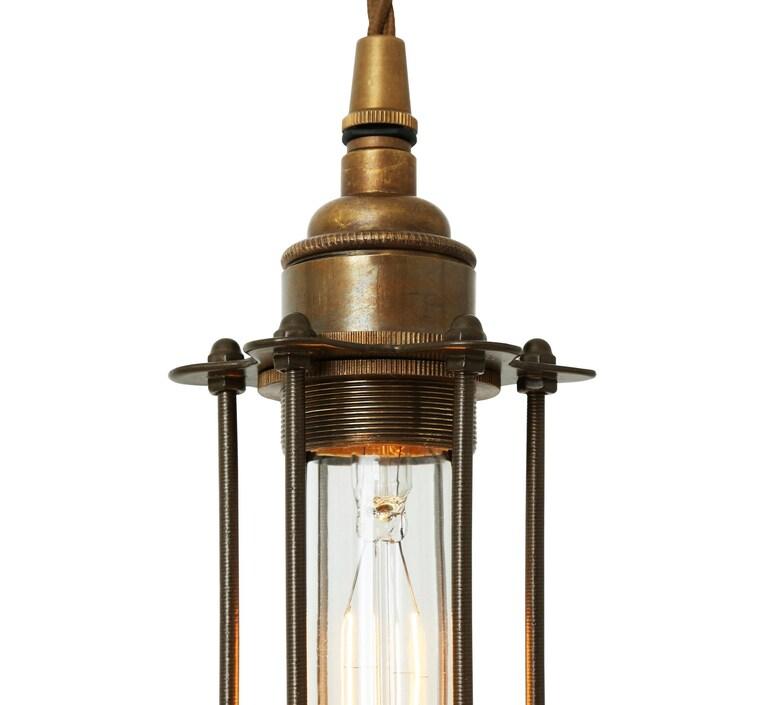 Beirut studio mullan lighting suspension pendant light  mullan lighting mlp403antbrs  design signed nedgis 91416 product
