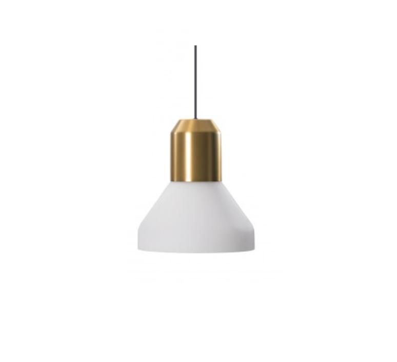 Bell brass white sebastian herkner  classicon bellbrass  luminaire lighting design signed 29629 product