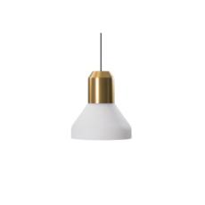 Bell brass white sebastian herkner  classicon bellbrass  luminaire lighting design signed 29629 thumb