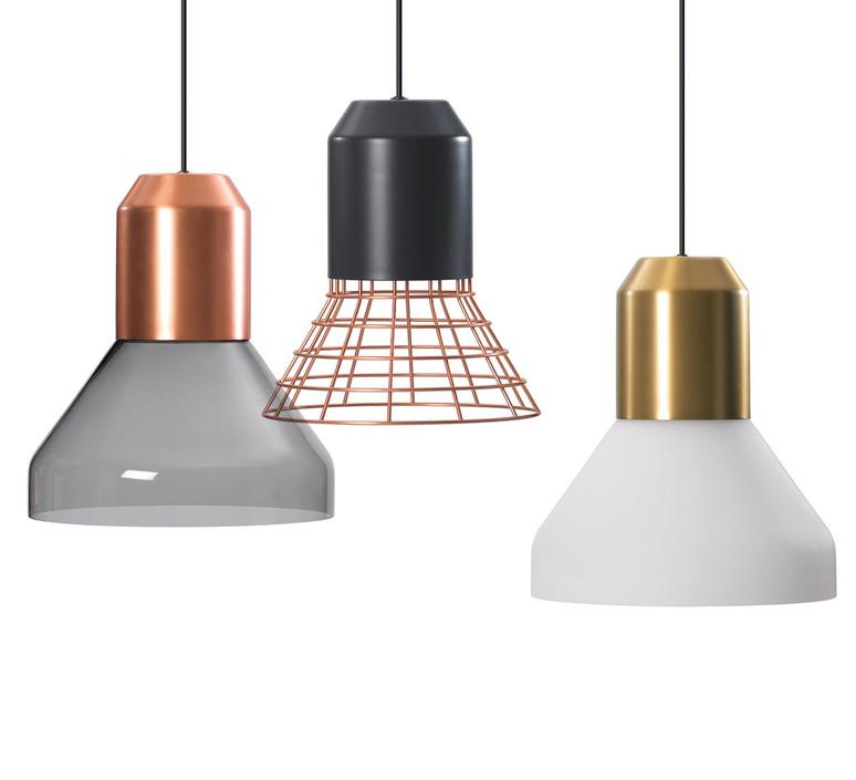 Bell brass white sebastian herkner  classicon bellbrass  luminaire lighting design signed 54588 product