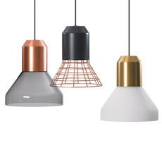 Bell brass white sebastian herkner  classicon bellbrass  luminaire lighting design signed 54588 thumb