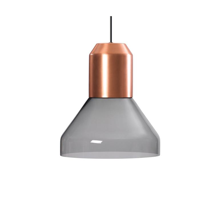 Bell copper sebastian herkner  classicon bellcopperglass luminaire lighting design signed 29632 product