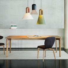 Bell copper white sebastian herkner  classicon bellcopperwhite luminaire lighting design signed 29641 thumb