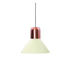 Bell copper white sebastian herkner  classicon bellcopperwhite luminaire lighting design signed 29642 thumb