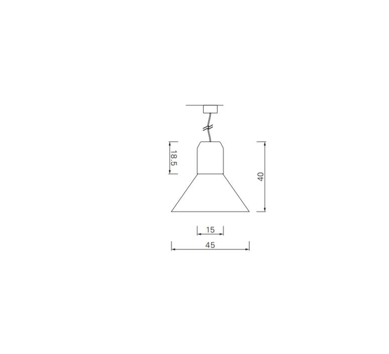 Bell copper white sebastian herkner  classicon bellcopperwhite luminaire lighting design signed 29643 product