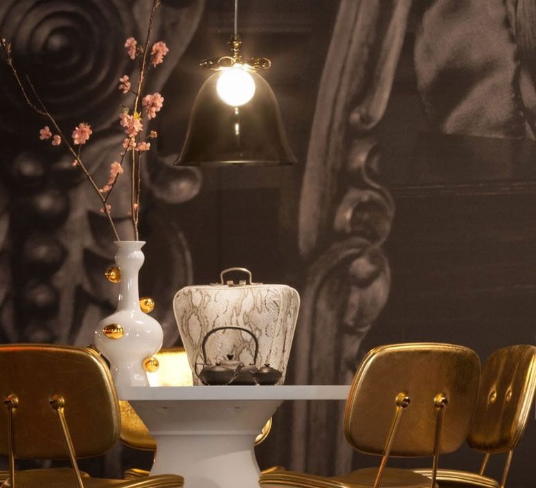Bell l  suspension pendant light  moooi molbes xia  design signed nedgis 68401 product