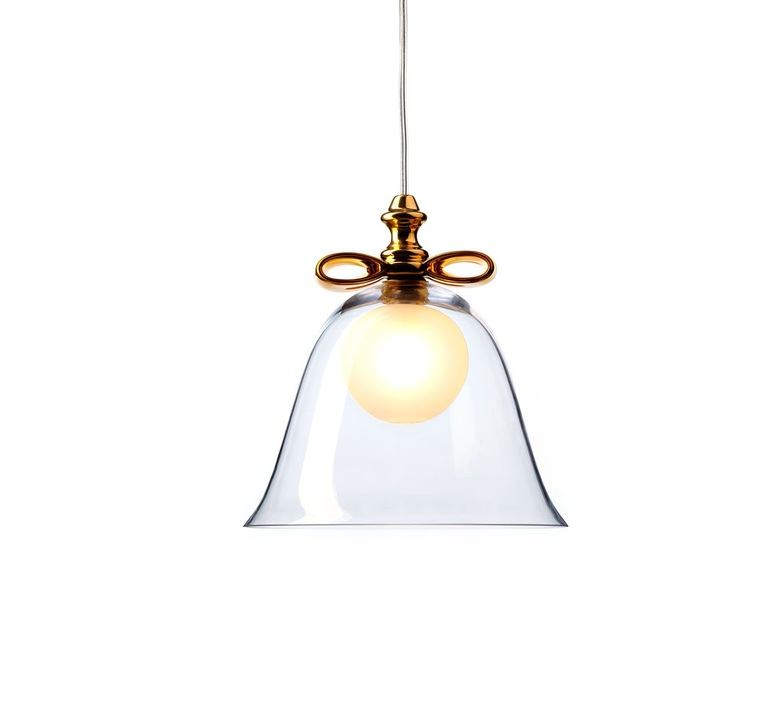 Bell l  suspension pendant light  moooi molbes xia  design signed nedgis 68404 product