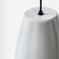 Bell light grey matt mark braun northern lighting  bell greymatt luminaire lighting design signed 28893 thumb