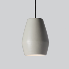 Bell light grey matt mark braun northern lighting  bell greymatt luminaire lighting design signed 28894 thumb