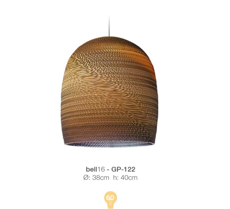 Bell seth grizzle jonatha junker graypants dark gp 122 luminaire lighting design signed 12810 product