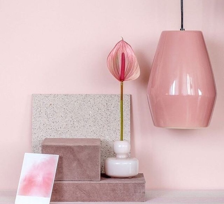 Bell mark brown northern lighting bell pink luminaire lighting design signed 30237 product
