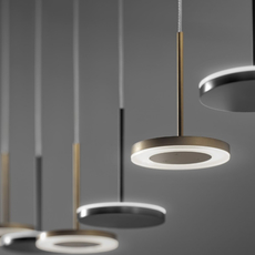 Bella indirect sans rosace enzo panzeri suspension pendant light  panzeri m05317 011 0201  design signed nedgis 82691 thumb