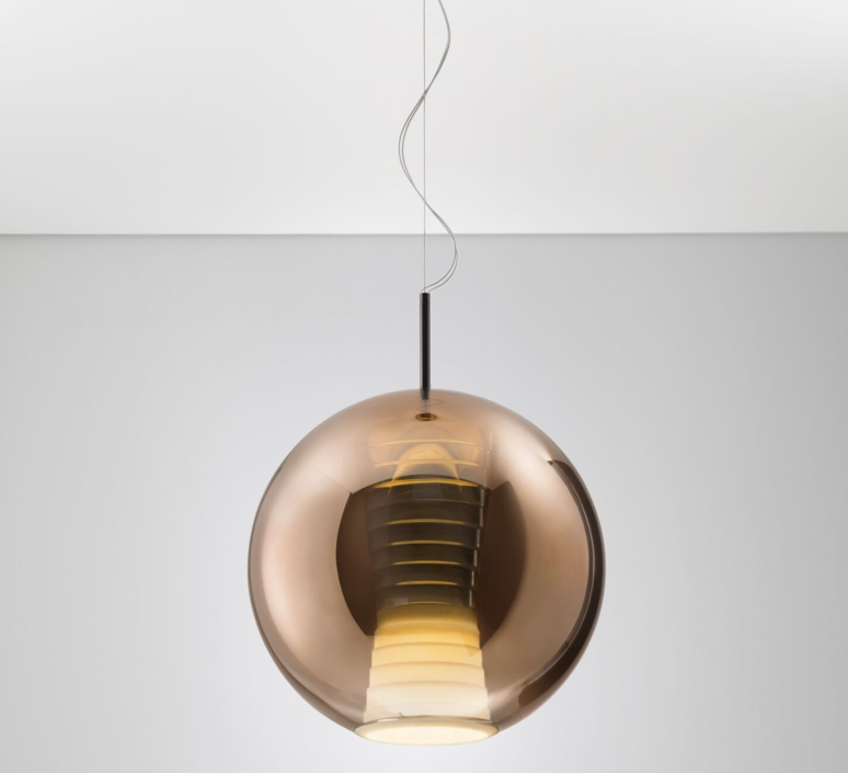 Beluga royal d57 l marc sadler suspension pendant light  fabbian d57a55 41  design signed 40046 product