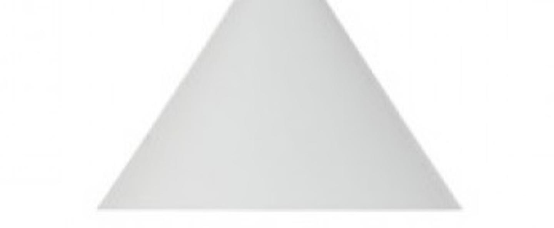Suspension benjamin blanc mat l30cm h22cm frandsen normal
