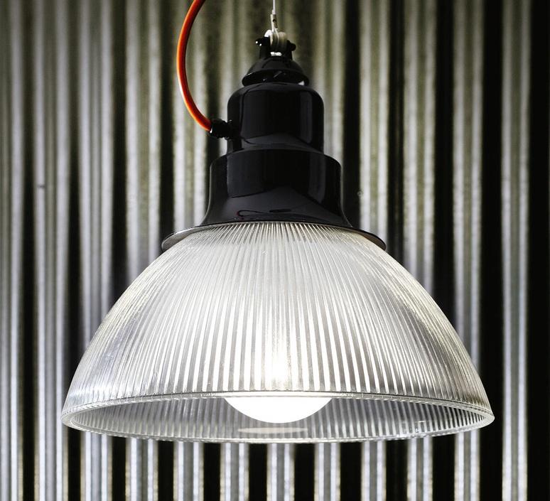 Berlino franco zavarise zava berlino suspension h37cm 9005 black orange rayon luminaire lighting design signed 17474 product