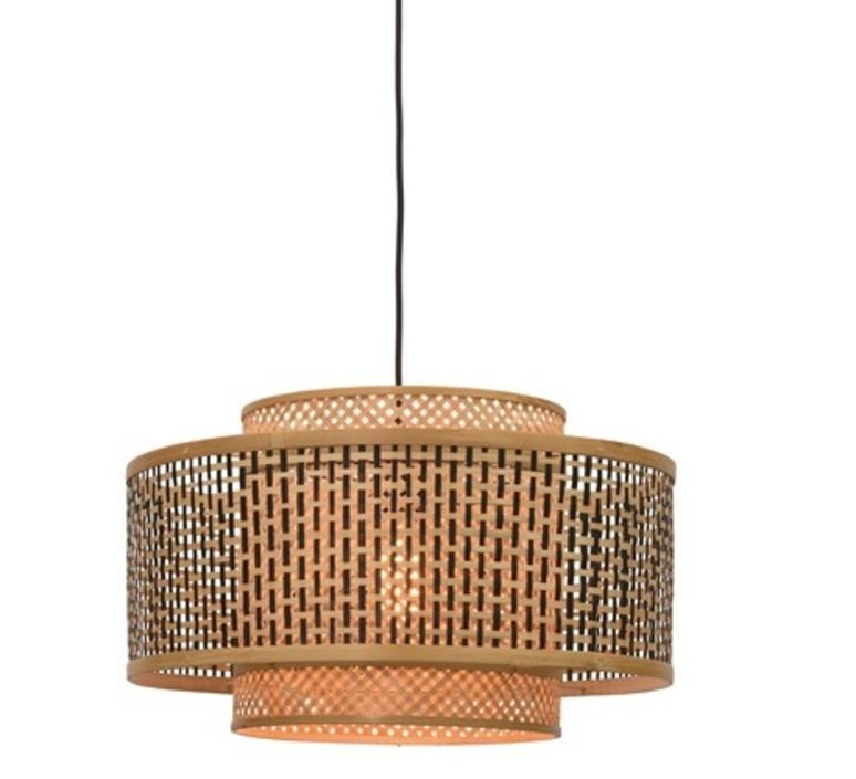 Bhutan 5030 good mojo studio suspension pendant light  it s about romi bhutan h 5030 bn  design signed nedgis 111639 product