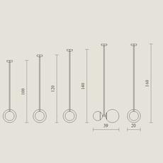 Biba lorenza bozzoli suspension pendant light  tato italia tbi100 1340  design signed nedgis 62966 thumb