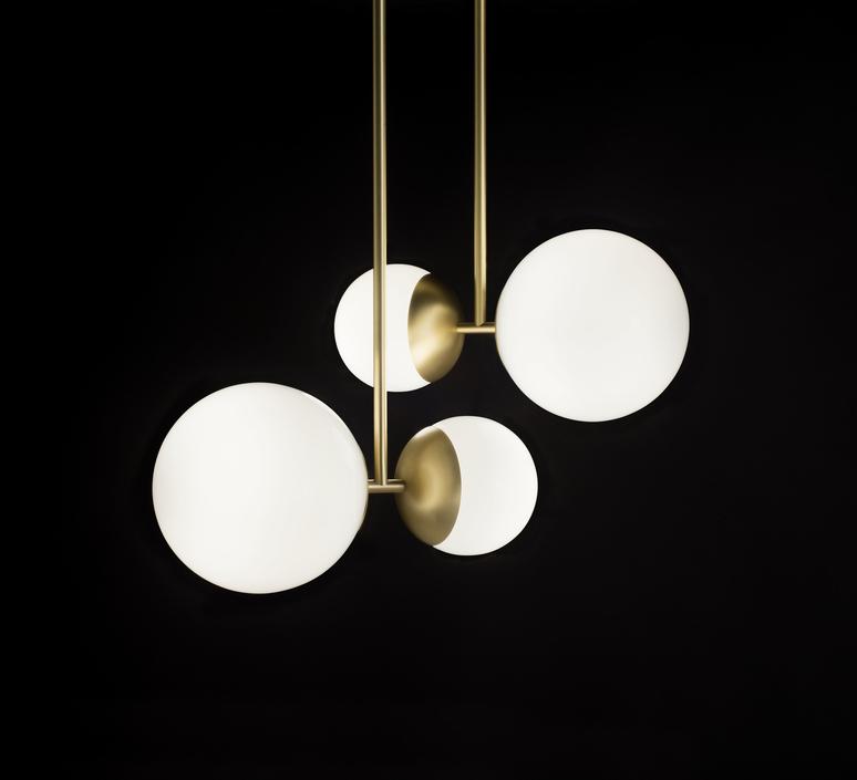 Biba lorenza bozzoli suspension pendant light  tato italia tbi100 1340  design signed nedgis 62969 product